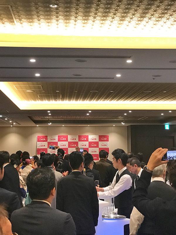 一般社団法人ミス日本酒 2020 Miss SAKE ファイナリスト発表会&2020 Mr SAKEお披露目会